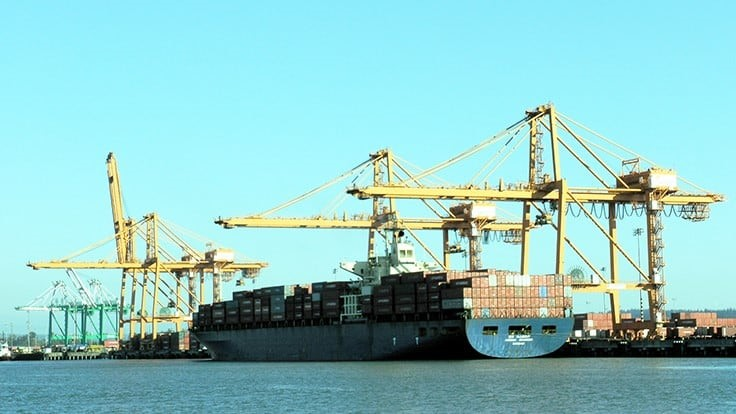 Coronavirus concerns affect shipping sector