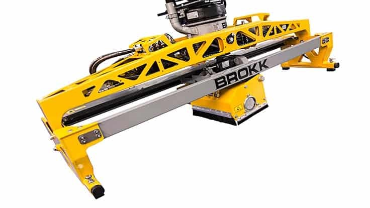 Brokk announces BCP Planer series