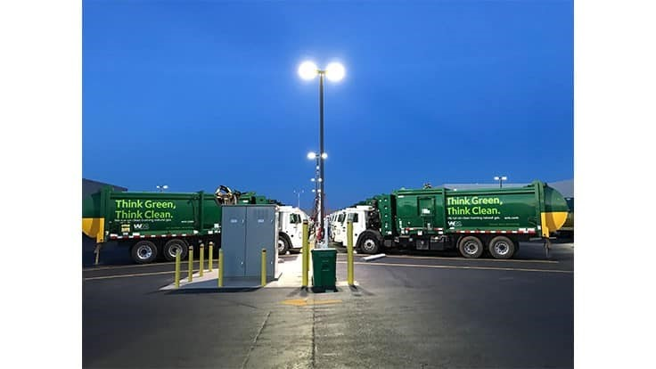 Waste Management reports Q4 growth