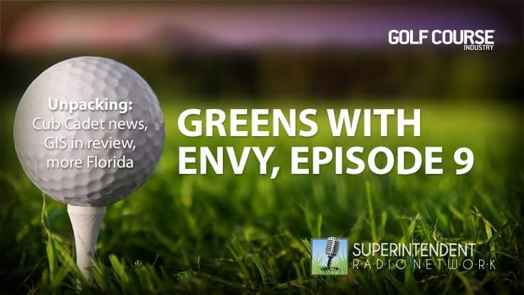 Greens with Envy, Episode 9