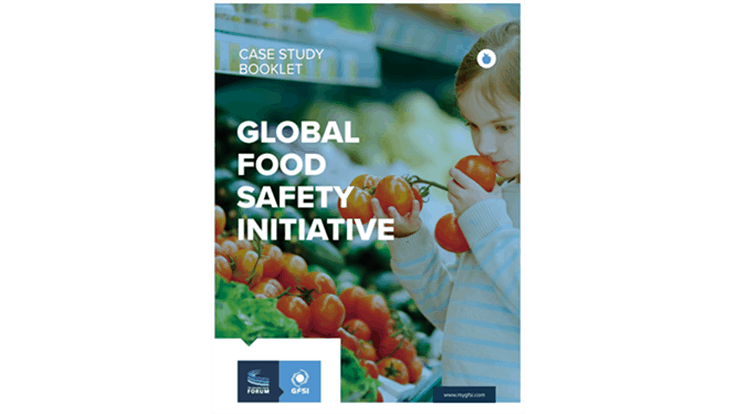 Amazon, Nestlé, Walmart and More Share Food Safety Best Practices in GFSI Booklet