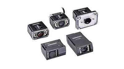 Omron's MicroHAWK V/F400 and V/F300 smart cameras