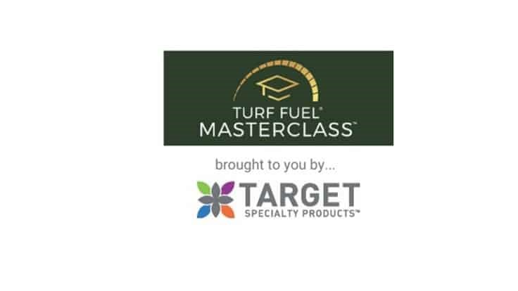 Target Specialty Products announces Part 4 of Turf Fuel Master Class webinar series