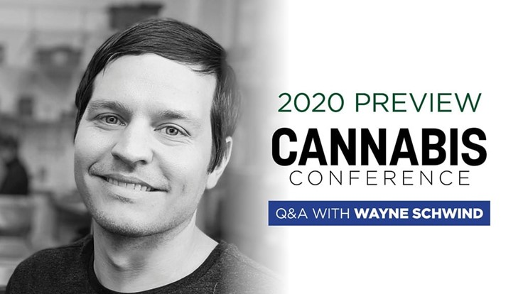 Combining Strains and Surveying: Q&A with Wayne Schwind