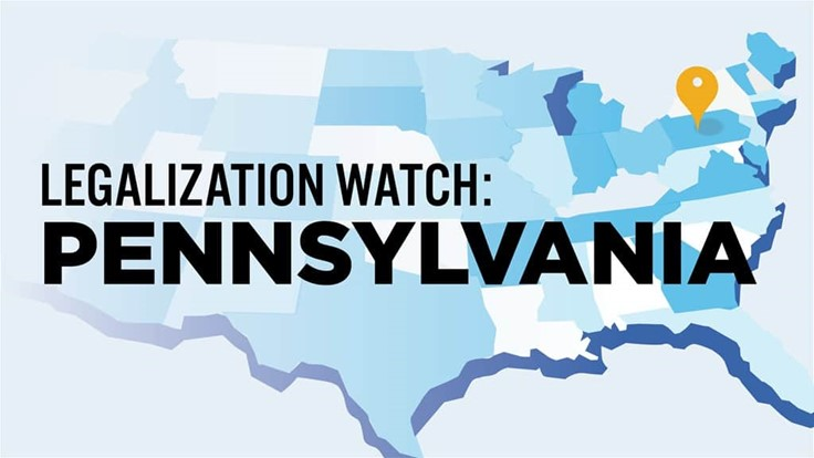 Will Pennsylvania's Legislative Leadership Consider Adult-Use Cannabis Proposals This Year?: Legalization Watch