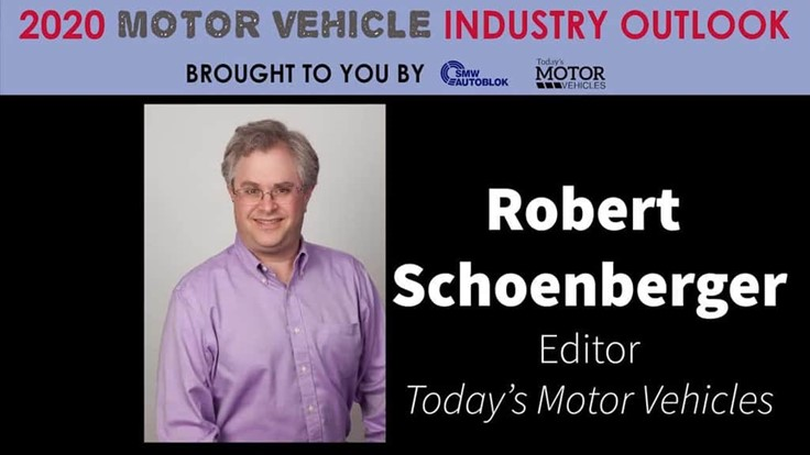2020 Motor Vehicle Industry Outlook (Webinar)