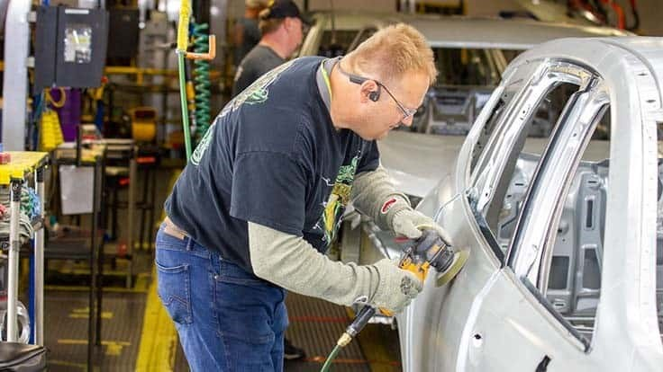 GM adding shifts to two Michigan plants, 1,200 jobs