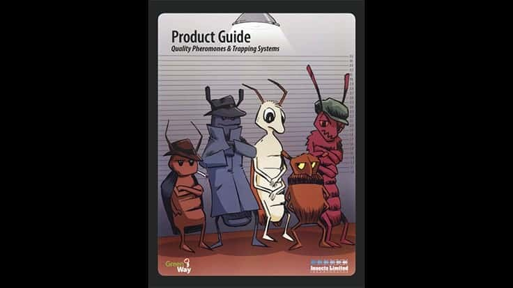 Insects Limited Releases New Product Guide