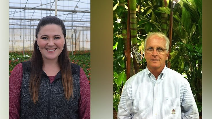 J. Berry Nursery adds Kayla Bennett Sellers, David Wadsworth to its team