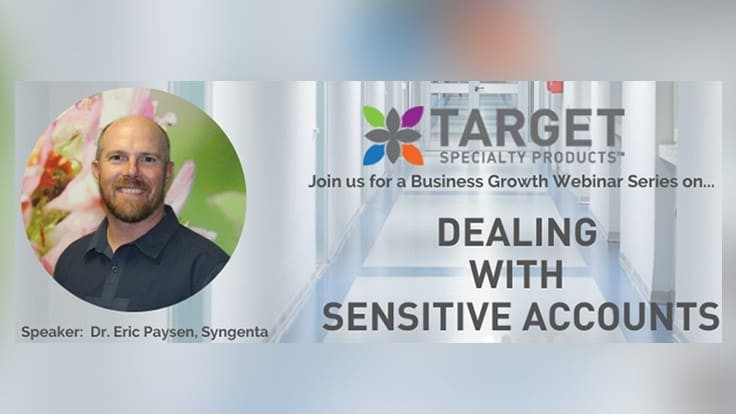 Target Specialty Products, Syngenta Partner for Next Business Growth Webinar