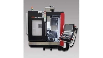 5-axis bridge-type machining center