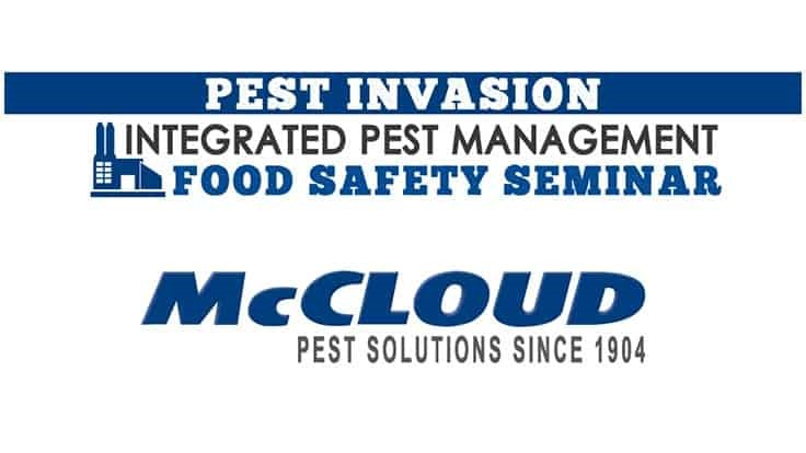 McCloud Services 21st Annual Pest Invasion Seminar Extended