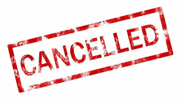 More Food Industry Event Cancellations and Postponements