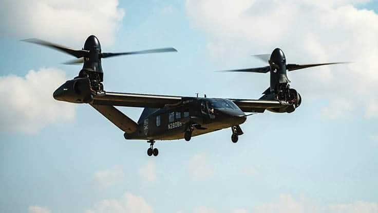 Bell V-280 Valor to continue in Army competition