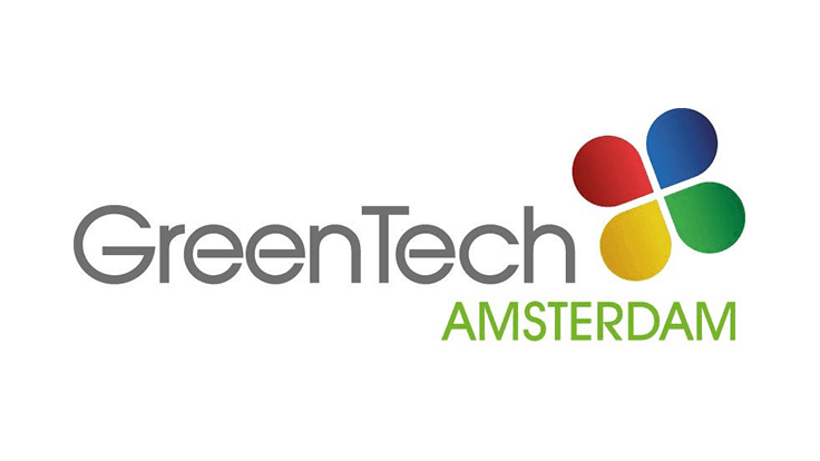 GreenTech Amsterdam rescheduled for October 2020