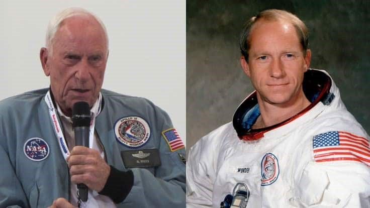 Remembering Apollo astronaut Al Worden