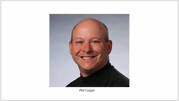 Phil Cooper Leaves ServiceMaster