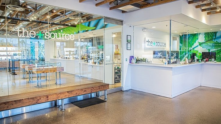 The+Source Voluntarily Transitions to Medical-Only Cannabis Sales at Las Vegas Dispensary Locations