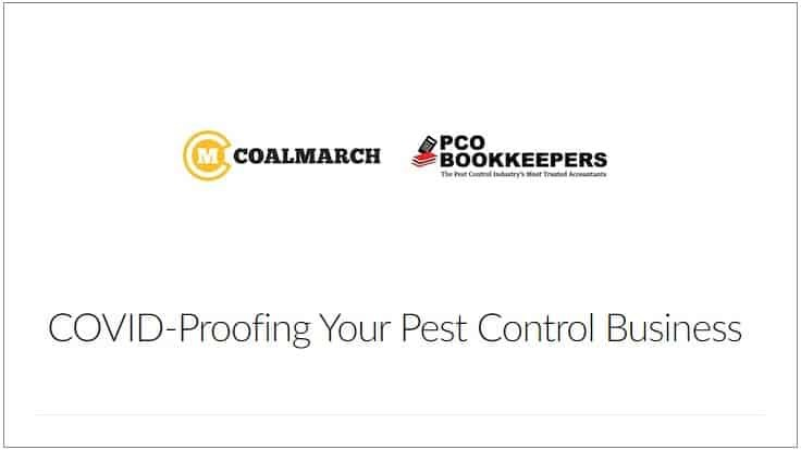 Coalmarch and PCO Bookkeepers Launch Webinars to COVID-Proof Your Business