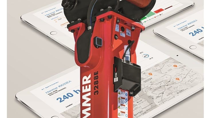 ConExpo 2020: Sandvik launches Rammer Excellence Line