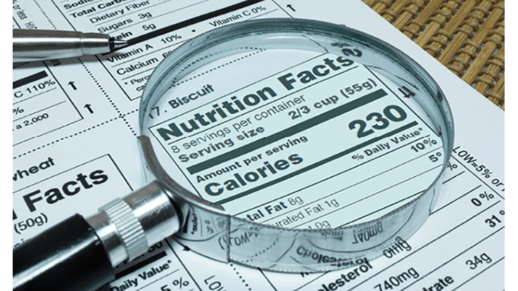 FDA Provides Temporary Flexibility on Nutrition Labeling