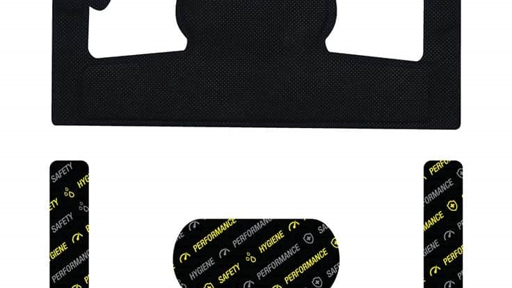 NoSweat disposable headwear liners