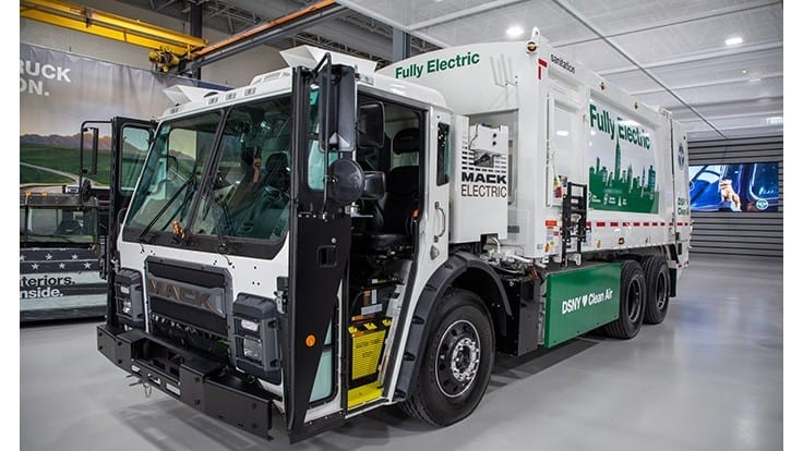 Mack Trucks offers financing options to waste market