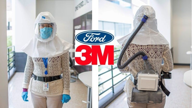 Ford to produce respirators in Michigan, expands medical supply efforts
