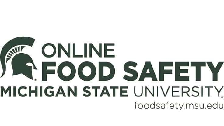Application for MSU's Online Food Safety Program Open Through April 30