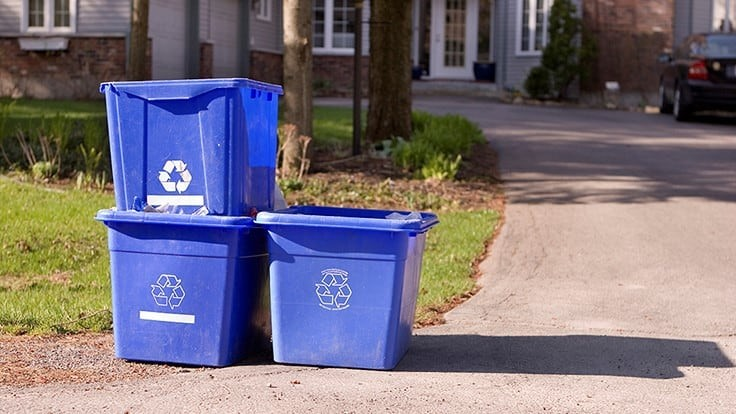 Two tons of recyclables found unusable in Kalamazoo, Michigan