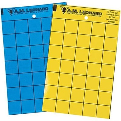 Leonard Double Sided Insect Sticky Traps
