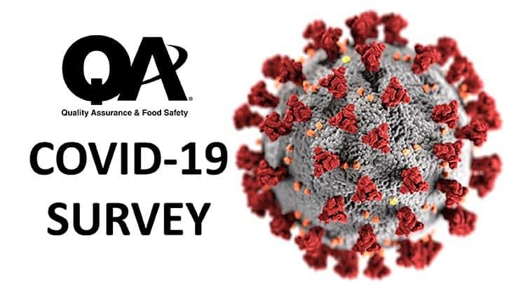 What Impact Has COVID-19 Had on Your Food Production?