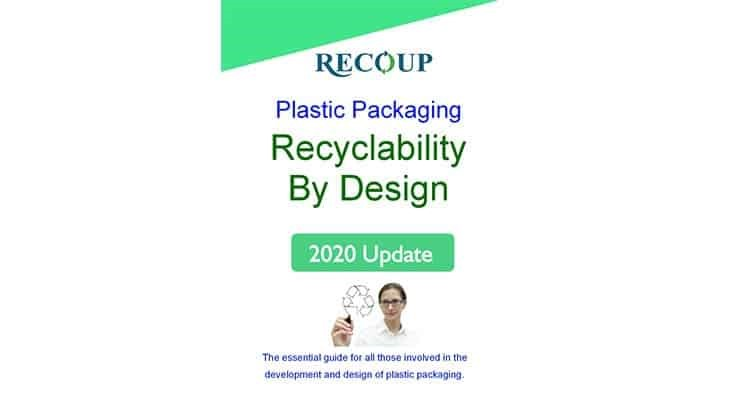 RECOUP updates Recyclability by Design guidelines