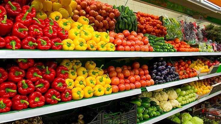 Despite COVID-19 concerns, retail produce and fruit sales continue to sharply rise
