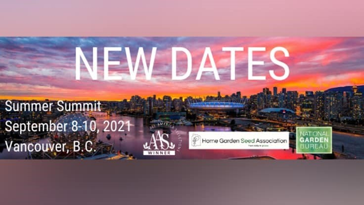 2020 Summer Summit moved to September 2021