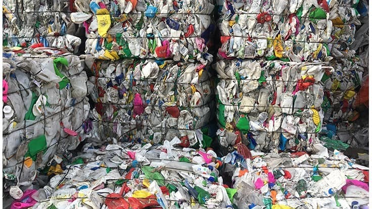 Plastic recycling activity plummets in Asia