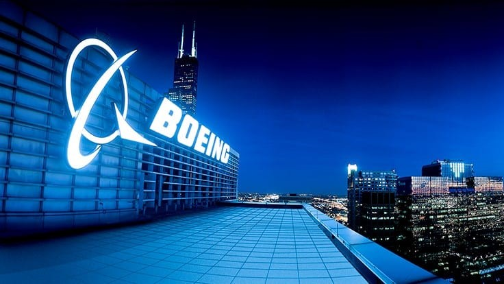 Boeing reports pandemic-impacted first-quarter results