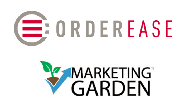 OrderEase and Marketing Garden strike new partnership