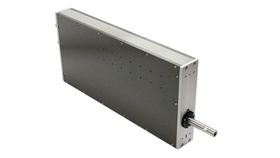 SMAC's slim LBR40 linear rotary actuator includes HT35 motor