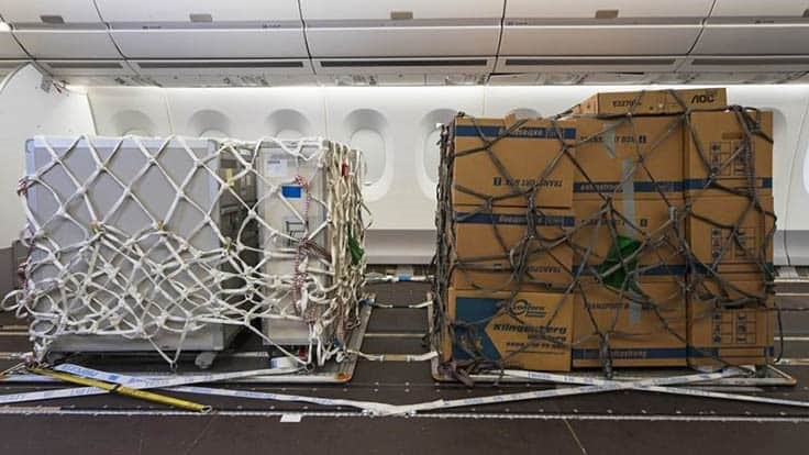 Airbus develops widebody cargo-in-cabin modification
