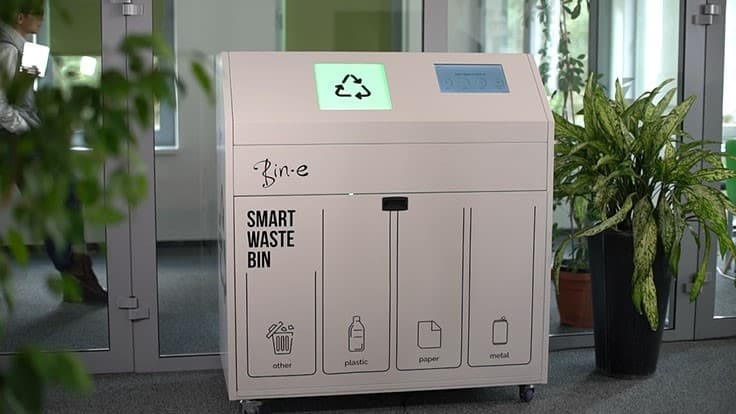 Bin-e to introduce modified product line