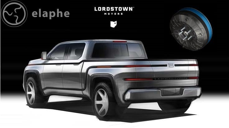 Lordstown Motors to make hub motors for electric pickups in house