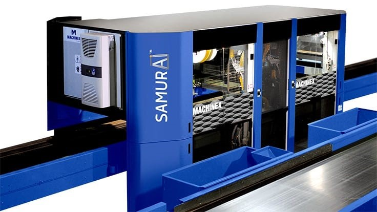 Machinex launches leasing program for SamurAI robots, expands sales force