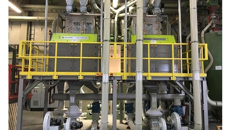 Sesotec PET system on the job at German Veolia subsidiary