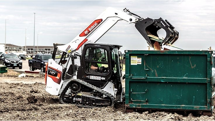Bobcat Co. introduces four new loaders