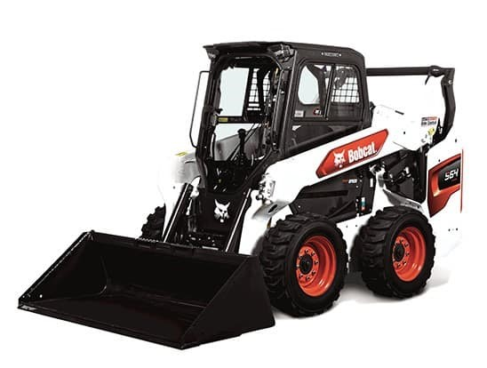 Bobcat introduces 4 new loaders