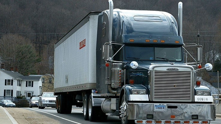 Trucking hours of service changes finalized