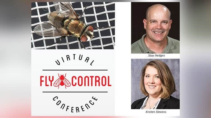 Hear From Industry Experts at PCT's Fly Control Virtual Conference