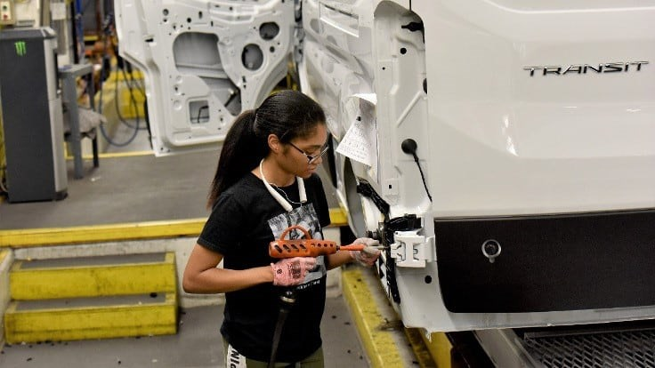 Auto production restarting but challenges remain