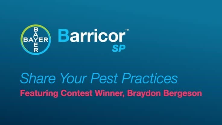 Sponsored Podcast: Bayer's 'Share Your Pest Practices' Contest